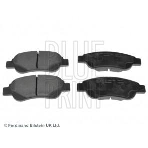Quinton Hazell BP1634 Brake Pad Set