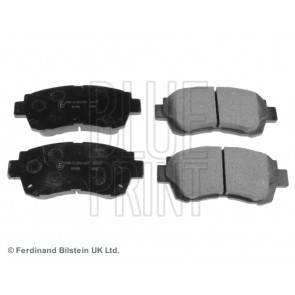 572392CH BRAKE PAD SET, DISC BRAKE TEXTAR WITH ACOUSTIC WEA