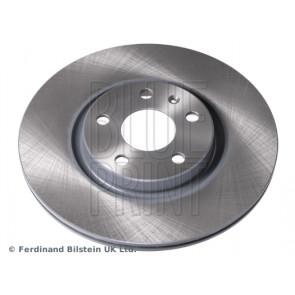 of Holes 5 Blue Print ADV184308 Brake Disc Set No front internally ventilated 2 Brake Disc
