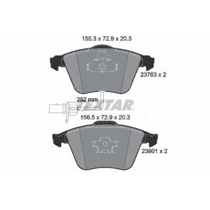 Brembo P85084 Front Disc Brake Pad Set of 4