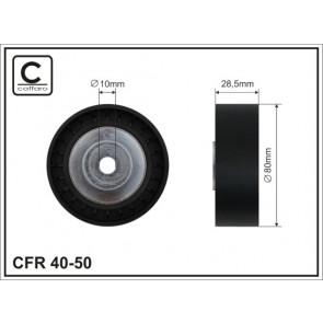 v-ribbed belt GATES T36004 Deflection//Guide Pulley