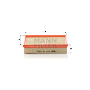 Mahle Air Filter New for Mercedes SLK Class Mercedes-Benz LX 539