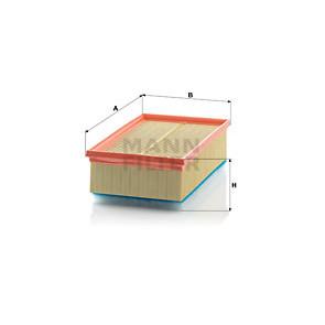 Mann-Filter Luftfilter C281601 für CITROËN