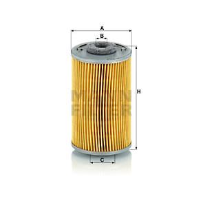 NEW Mercedes W108 W109 W111 W112 W113 MANN Fuel Filter 000 477 64 15