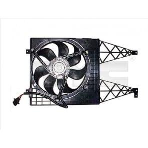 Topran 107/704/engine cooling fan
