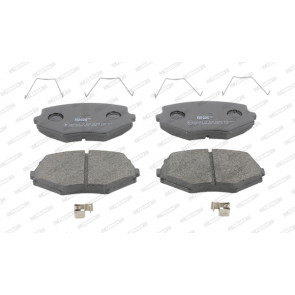 Set of 4 Brembo P49020 Front Disc Brake Pad