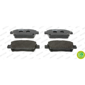 Mintex MDB2029 Front Brake Pads Fits Akebono System With Acoustic Wear Warning