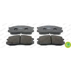 Front Apec Brake Pad Set Daihatsu Extol Terios