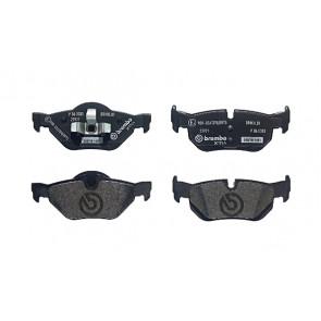 Meyle 0252392617/Brake Pad Set disc brake