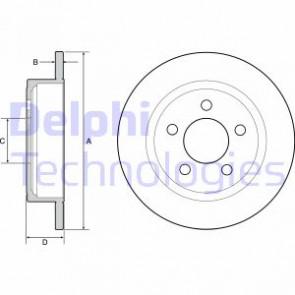 Arrière Plaquettes de frein IVECO DAILY Boîte 35 C//Estate 78-13 Diesel 116HP 109.5x63.8mm