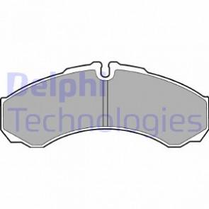 # BORG BBP1554 BRAKE PAD SET DISC BRAKE Front,Rear