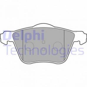 Ate - Teves Borg /& Beck BBP1861 Front Brake Pads