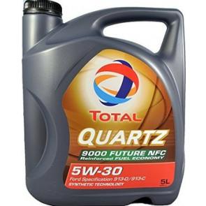 Engine Oil TOTAL 5W30 QUARTZ 9000 FUTURE NFC 5L
